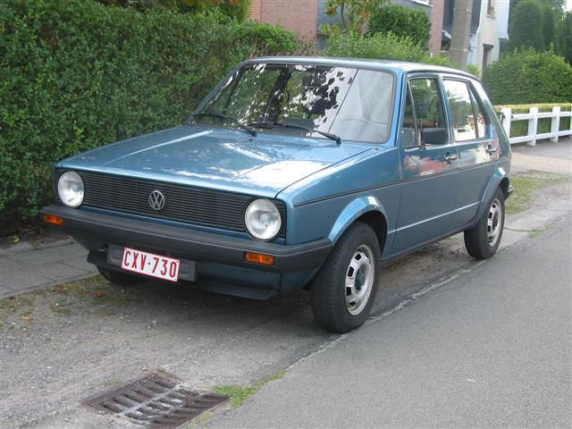 VW Golf C 1.5 Automaat