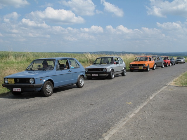 VW Original Golf 1 Club VLEF